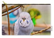Sleeping Budgie Carry-all Pouch