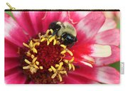 Sleeping Bumble Bee Carry-all Pouch