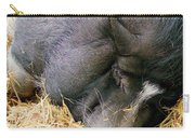 Sleeping Sow Carry-all Pouch