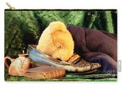 Sleeping Teddy Carry-all Pouch