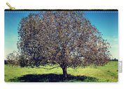 Sleeping Tree  Carry-all Pouch
