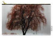Sleeping Willow Carry-all Pouch