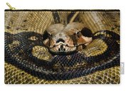 Sleepy Snake Carry-all Pouch