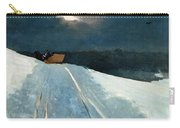 Sleigh Ride 1890 Carry-all Pouch