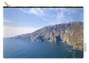 Sleive League On The West Coast Of Ireland Carry-all Pouch