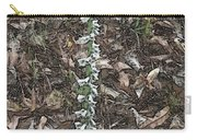 Slender Ladies Tresses Orchids Carry-all Pouch