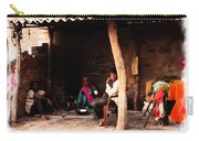 Slice Of Life Mud Oven Chulha Tandoor Indian Village Rajasthani 1b Carry-all Pouch