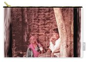 Slice Of Life Mud Oven Chulha Tandoor Indian Village Rajasthani 1c Carry-all Pouch