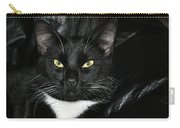 Slick The Black Cat Carry-all Pouch