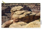 Slickrock Canyon Formations Carry-all Pouch