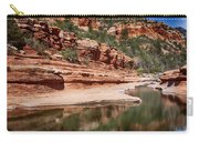 Slide Rock State Park Carry-all Pouch