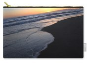 Sliding Down - Sunset Beach California Carry-all Pouch