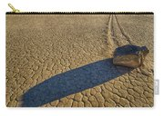 Sliding Rock Of Racetrack Playa Carry-all Pouch