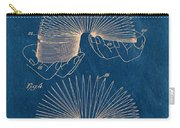 Slinky Toy Blueprint Carry-all Pouch