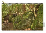 Slippery Rock Creek Bridge Carry-all Pouch