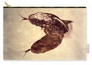 Slithering Reflections Carry-all Pouch