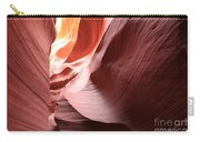 Slot Canyon Color Blend Carry-all Pouch