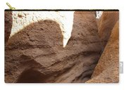Slot Canyon Shadows Carry-all Pouch