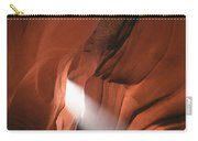 Antelope Canyon Sunbeam Carry-all Pouch