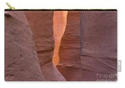 Slot In Palo Duro Canyon 110213.45 Carry-all Pouch