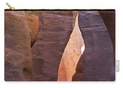 Slot In Palo Duro Canyon 110213.61 Carry-all Pouch