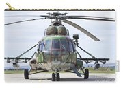Slovakian Mi-17 With Digital Camouflage Carry-all Pouch