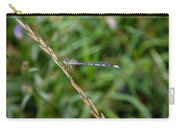 Small Blue Dragonfly Carry-all Pouch