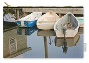 Small Boats And Dock In Port Clyde Maine Carry-all Pouch