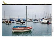 Small Boats At Lyme Regis Harbour Carry-all Pouch