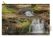 Small Falls At Parfrey's Glen Carry-all Pouch