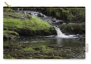 Small Falls On West Beaver Creek Carry-all Pouch