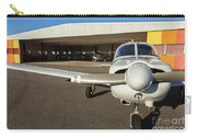 Small Planes In Private Airport Carry-all Pouch