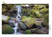 Small Waterfall In Marlay Park Dublin Carry-all Pouch