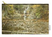 Smalls Falls In Autumn Western Maine Carry-all Pouch