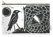 Smaug And The Thrush Carry-all Pouch