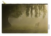 Smelly Goat In The Mist Carry-all Pouch