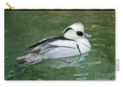 Smew Drake Carry-all Pouch