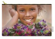 Smile 2 Carry-all Pouch by Kume Bryant