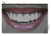 Smile Poster Carry-all Pouch