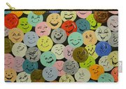 Smilies Carry-all Pouch