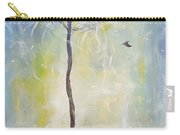 Smiling At Days End Carry-all Pouch