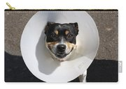 Smiling Dog Carry-all Pouch
