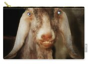 Smiling Egyptian Goat I Carry-all Pouch