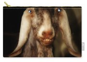 Smiling Egyptian Goat II Carry-all Pouch