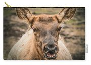 Smiling Elk Carry-all Pouch