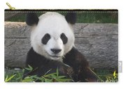 Smiling Giant Panda Carry-all Pouch