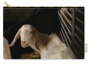 Smiling Goats  Carry-all Pouch