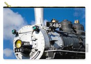 Smiling Locomotive Carry-all Pouch