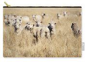 Smiling Sheep Carry-all Pouch