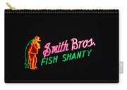 Smith Bros. Fish Shanty Carry-all Pouch
